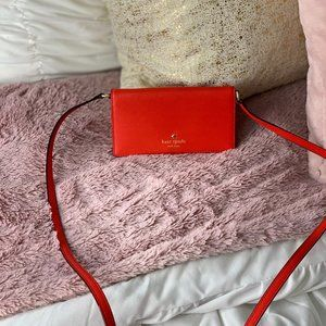 Kate Spade Crossbody Wallet/Purse